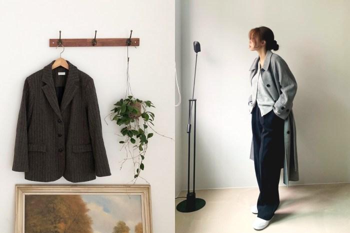 韓國女生都準備好了過冬造型!3 款外套保暖又不易過氣!