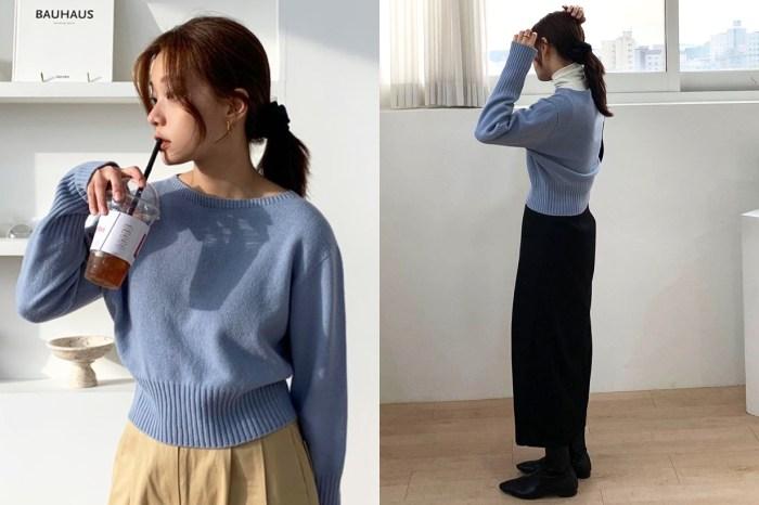 為何我們綁低馬尾像大媽,韓國女生卻能綁著隨性浪漫感覺?