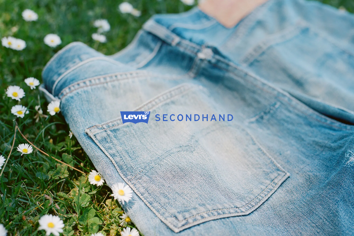 levi's second hand jeans resale where buy sustainable fashion
