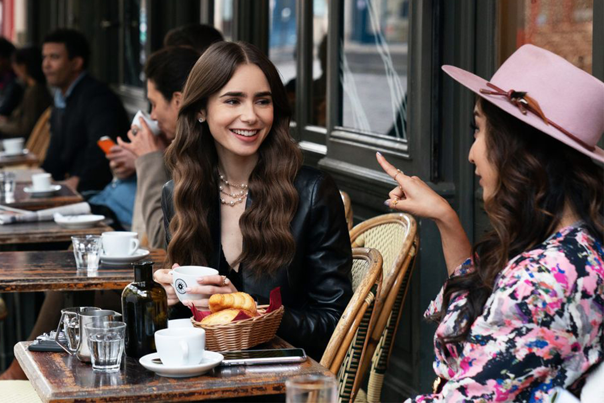 Lily Collins hits back at haters who criticised Emily in Paris