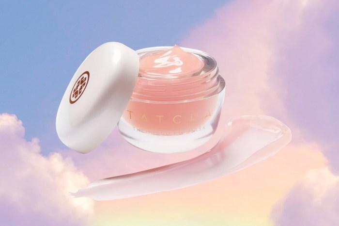 依循日系天然保養製成,TATCHA 的唇膜被一票歐美博主愛用中!