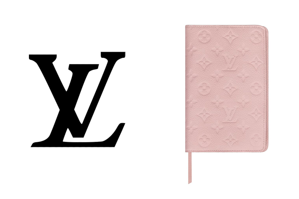 Louis Vuitton Book Cover Clemence
