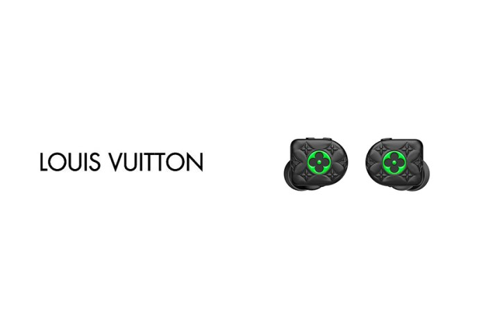 奢華感滿滿:Louis Vuitton 這款限量版無線耳機,是一眾顏值控必收之物!