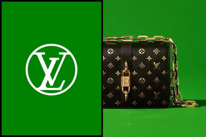 #PFW:一片翠綠藏著甚麼秘密?Louis Vuitton 時裝秀開幕前已率先公開最新手袋設計!