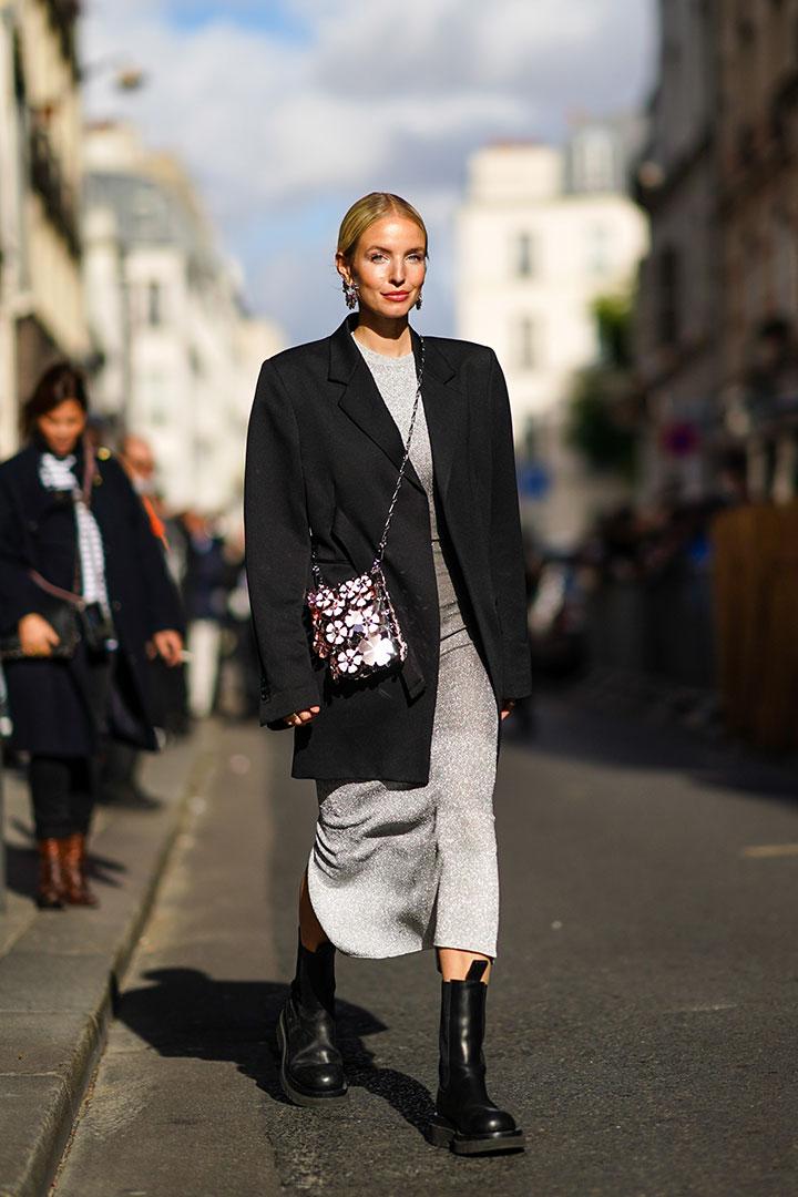 Midi Dress Trend 2020 Fall