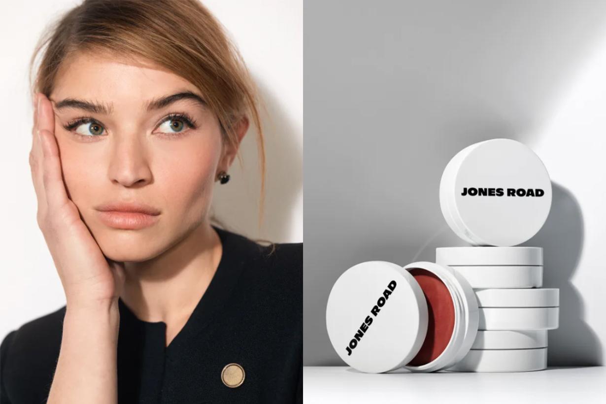 Bobbi Brown's Minimal New Make-Up Brand Jones Road