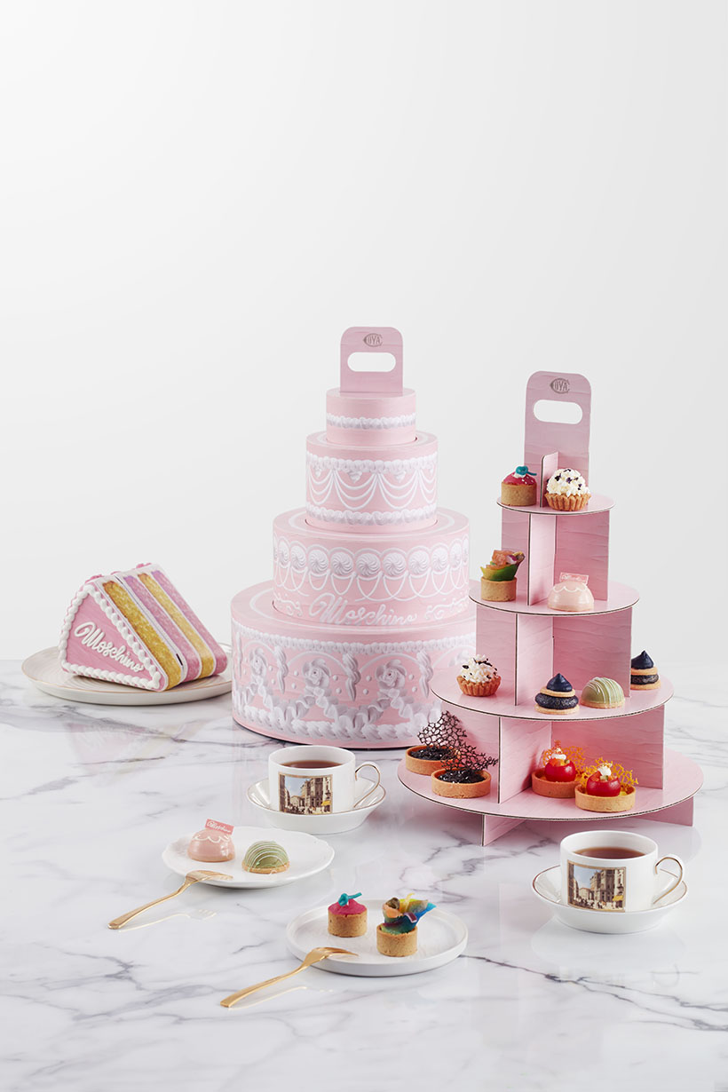 COVA Moschino Afternoon Tea