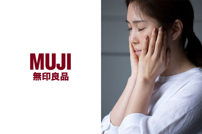 日本女生票選:無印良品回購率最高的,是這個 HK$12 的洗臉小工具!