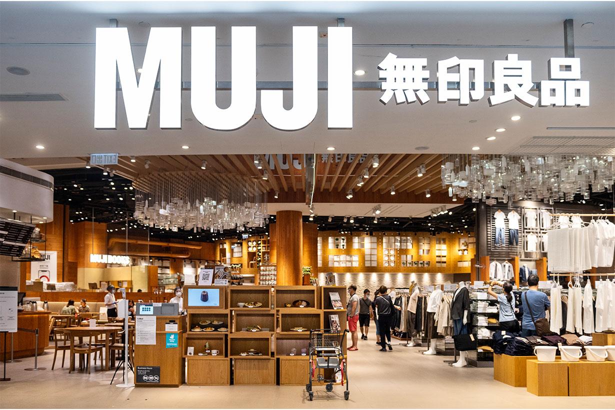 Muji lifestyle brand has suffered a 12.8 billion yen quarterly net loss