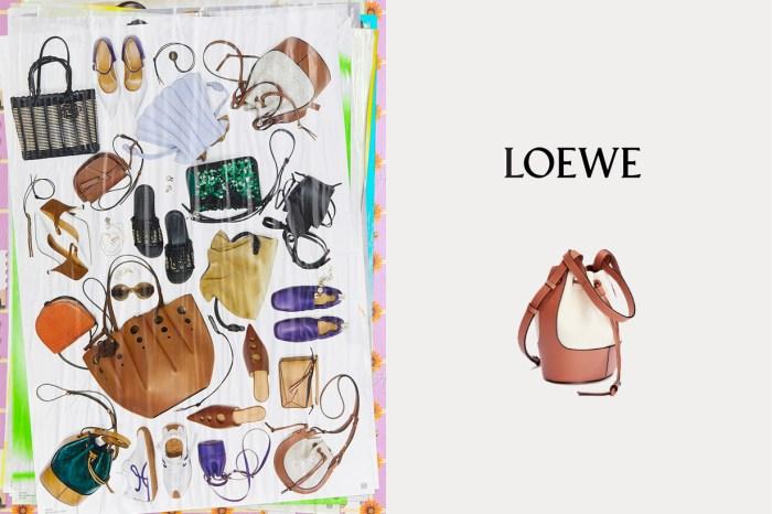 #PFW:Loewe 2021 春夏藏了 Balloon Bag 微型 Nano 新成員!