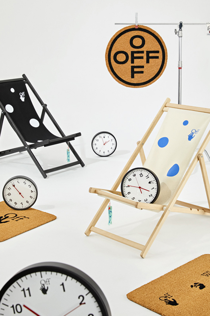Off-White Home 2020 Collection