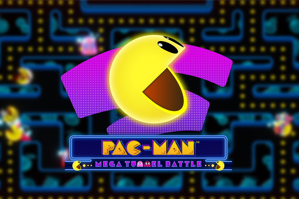 pac man mega tunnel battle royale game google stadia bandai namco