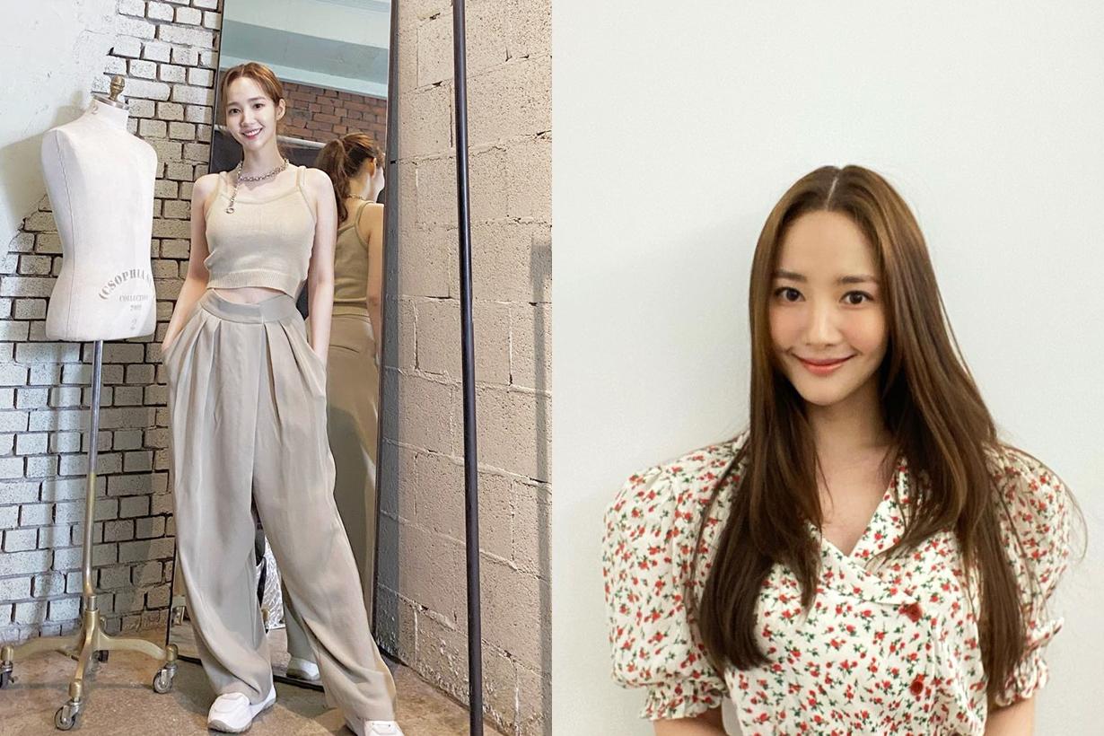 Park Min Young Rachel W Magazine Korea Tods Plastic Surgery korean idols celebrities actresses