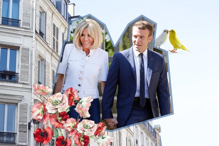 屬於法國總統的戀愛故事:她並非大美人,年紀更大 24 歲,卻讓他這輩子非卿不娶!