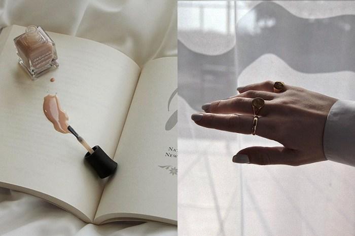 被稱為指甲油界的 Louis Vuitton,擦上如牛奶般白嫩的裸色系!