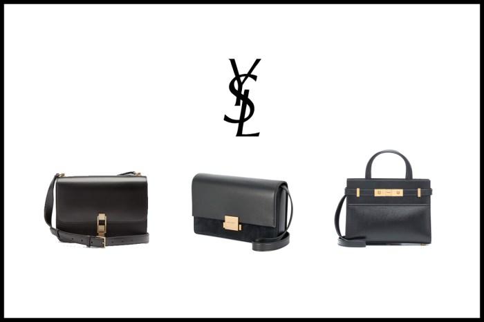 少了 YSL 字樣 Logo,這 3 款 Saint Laurent 手袋才是行家的低調之選!