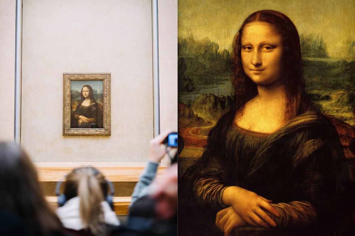 Scientist Discovers Hidden Drawing Beneath the 'Mona Lisa'