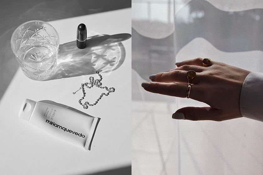 Spain hand cream MiriamQuevedo skincare