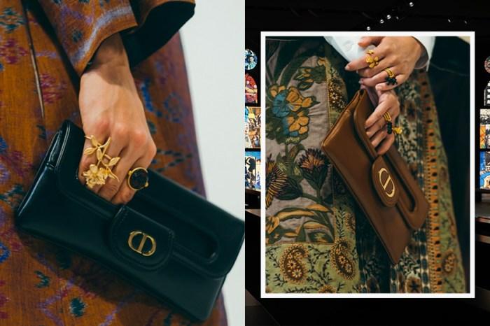 #PFW:大秀過後,Dior 30 Montaigne 手拿包成最受矚目手袋?