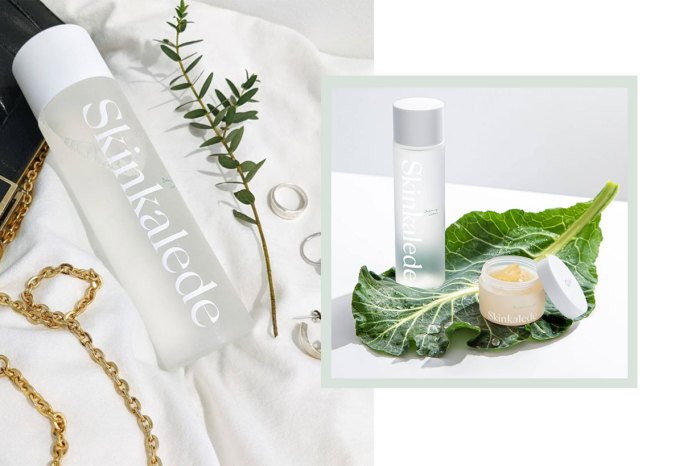 用羽衣甘藍來護膚:日本女生也期待的新產品,清潔毛孔同時抗氧化!