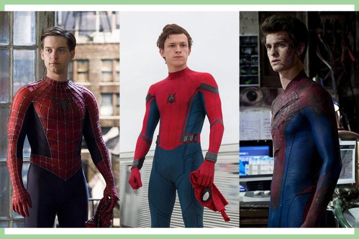 有史以來最強大:有指歷代蜘蛛俠都會出現在《蜘蛛俠 3》,跟 Tom Holland 合作抗敵!