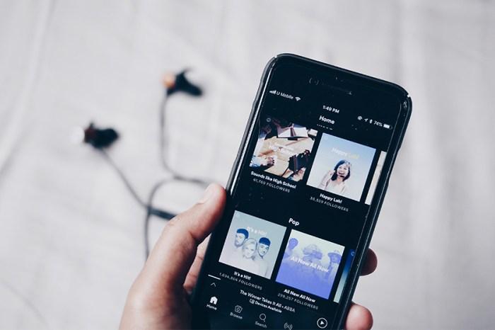Spotify 新功能大公開:只要輸入歌詞,就能找到想要的歌曲!