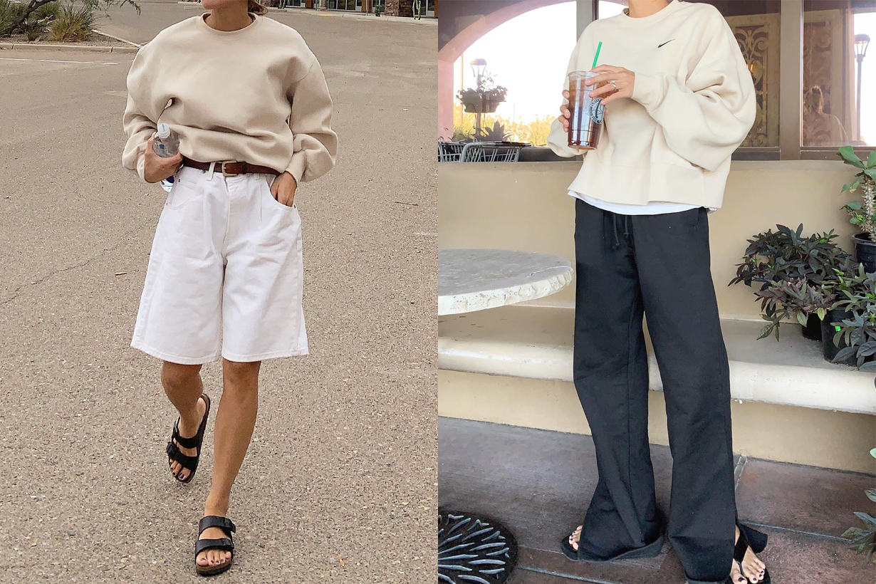Sweater Styling Tips 2020 Fall Winter Fashion Trends Fashion Items Styling Tips Biker Shorts Statement Trousers Skirts