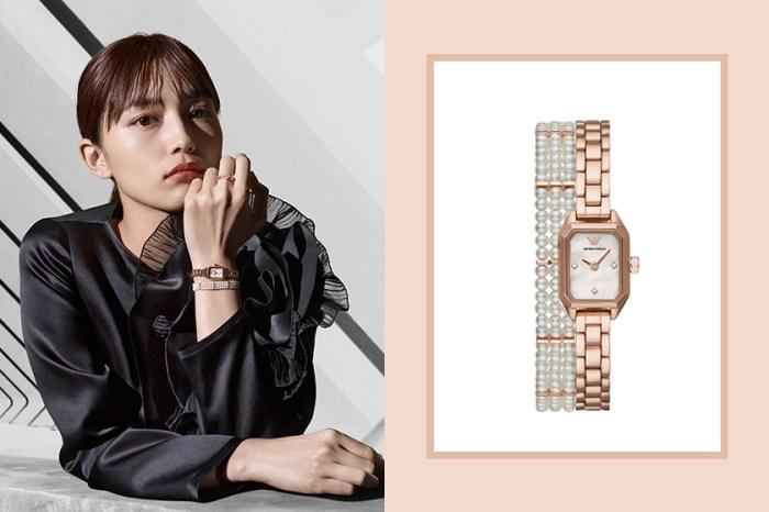 復古珍珠熱潮來襲:以一件配飾提升氣質,珠寶 x 腕錶就是時尚女生今季必備的優雅單品!