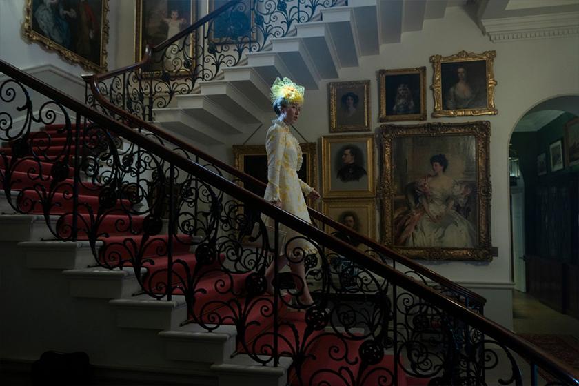 the crown season 4 Princess Diana Stills
