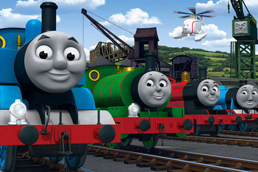 thomas friends live action movie mattel marc forster