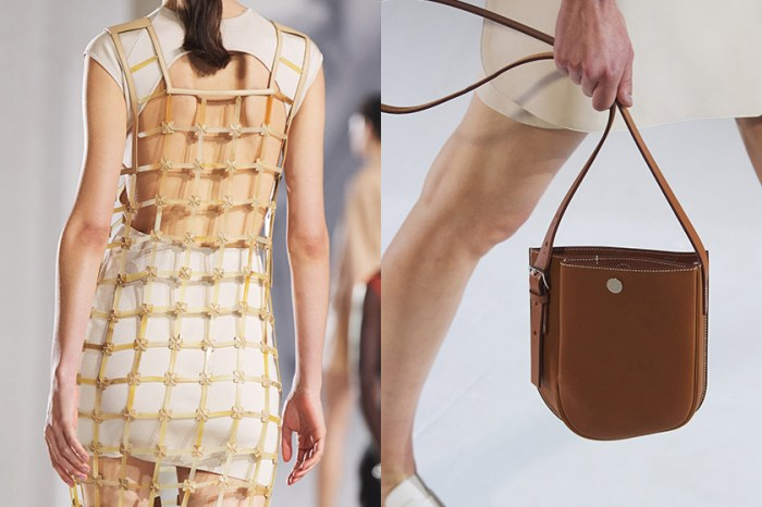 藏在低調下的氣質:Hermès兩款新手袋,設計簡單卻更受歡迎?