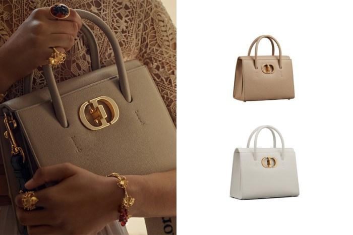 比以往更雙倍迷人:Dior 發佈全新手袋,預測將是下個爆款!