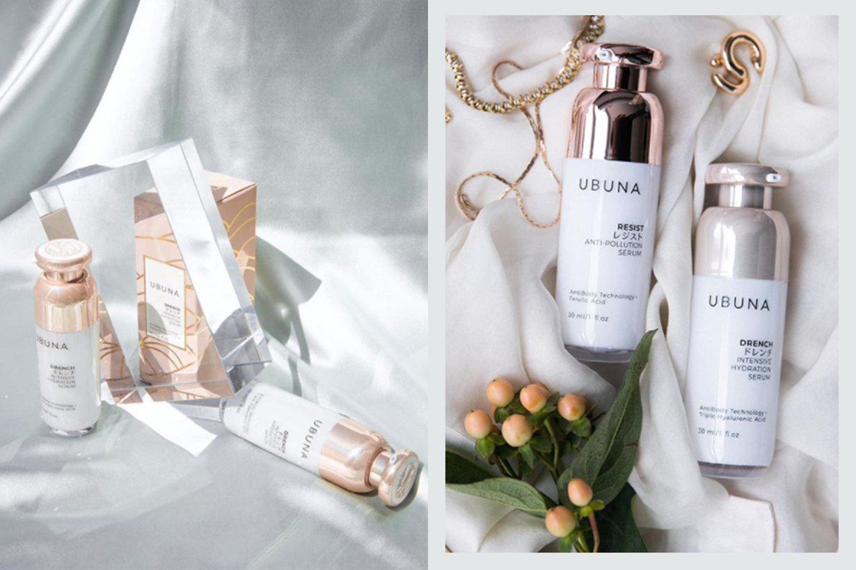 Ubuna Beauty Japanese Skincare Brand