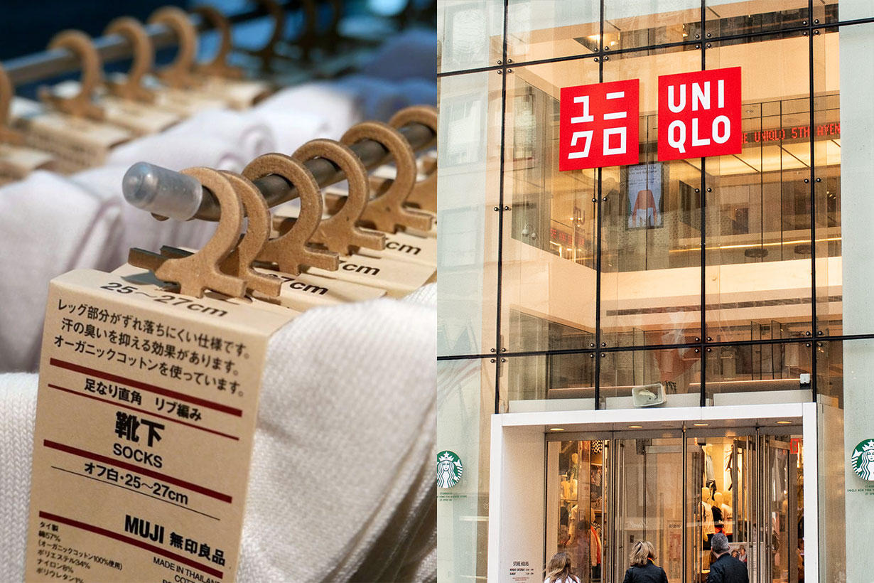 Uniqlo and Muji expect record profits as pandemic boosts Asia online sales
