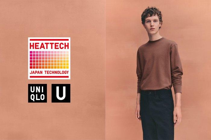 秋冬必買的 Uniqlo U 新品:保暖又百搭的 Heattech 圓領 T-shirt 登場!