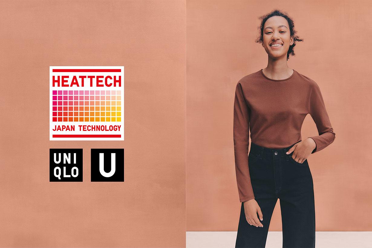 Uniqlo U Heattech T-shirt