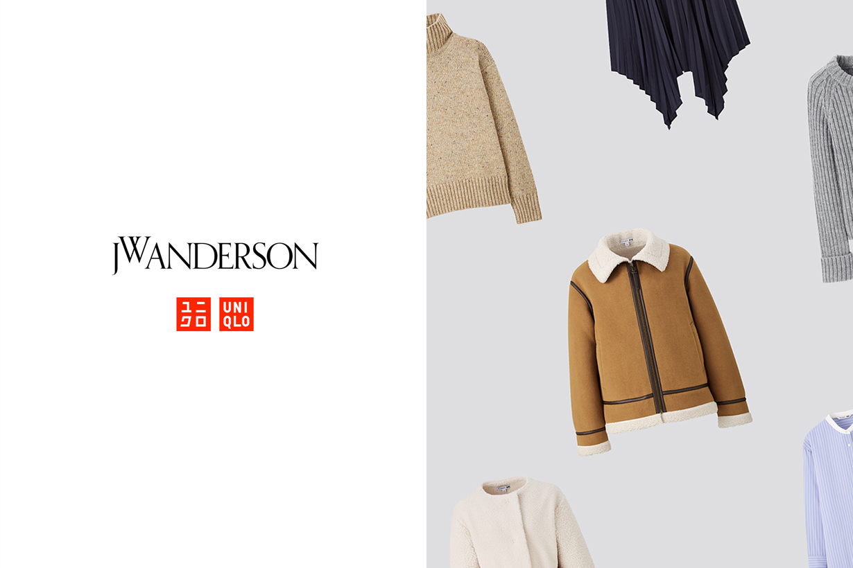 uniqlo jw anderson price down 2020 aw where buy taiwan