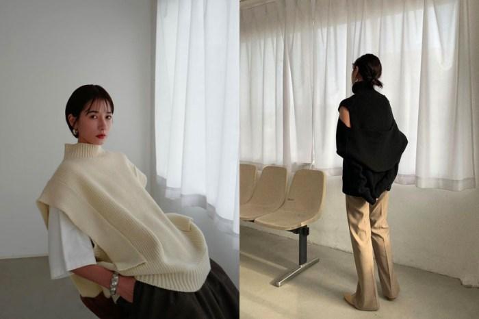 日系 Old Celine:松本惠奈主理的 CLANE,這件單品成秋冬熱搜單品!