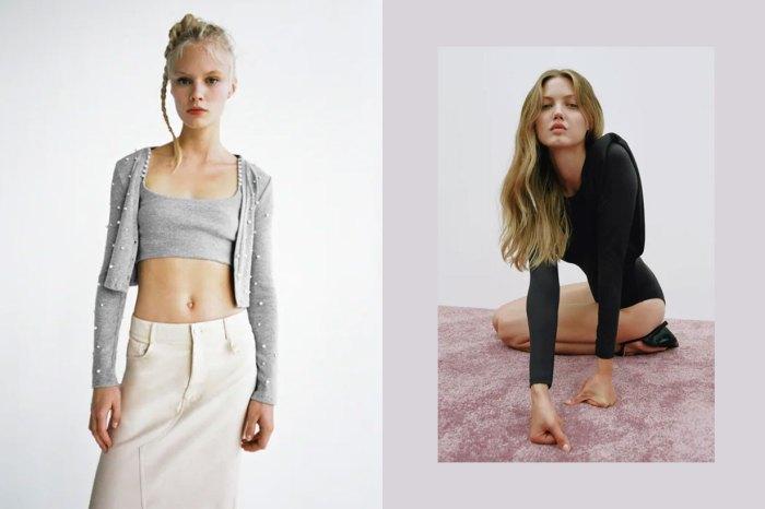 小資女購物清單:看遍 Zara 秋冬新品,這 5 類最值得入手!