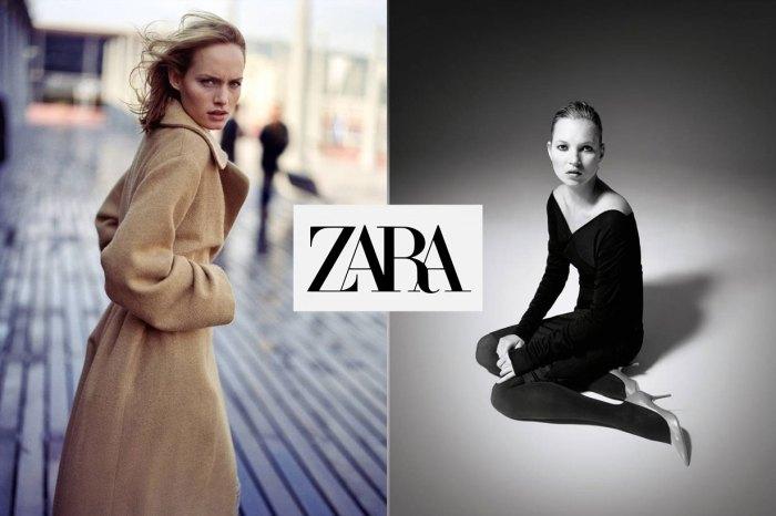 復刻 1996 至 2012 年經典單品,Zara 新系列是懷舊迷必買!