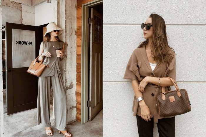 衣櫃裡盡是包色的 ZARA,這個日本女生的穿搭不輸任何一位歐美博主!