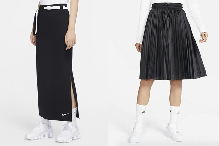 柔美與性格巧妙融合:或許你也忽略了這幾款 Nike 值得入手的長裙、百褶裙!