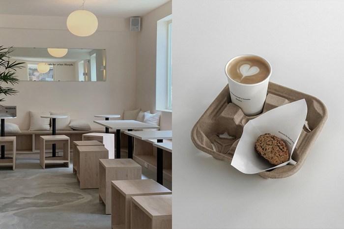 最迷人的極簡:悠閒的下午時光,走進台北五間純白風格咖啡廳!