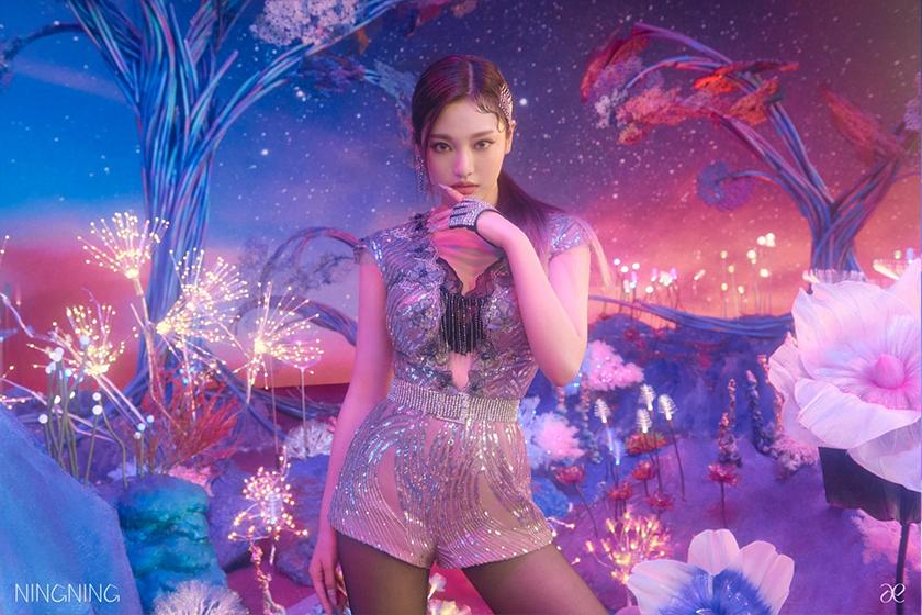 SM entertainment new girl group aespa Korean Idol