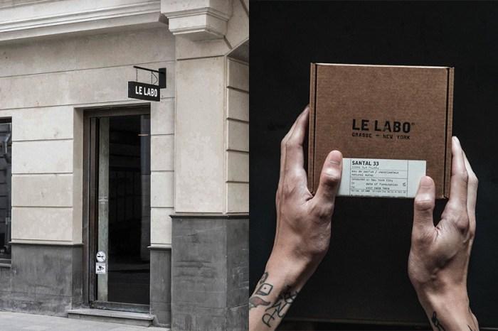 一次擁有多種香氣!Le Labo 罕有機會推出限定組合,收入經典香氛與蠟燭!