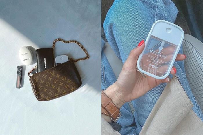 深受名人博主熱愛的小眾品牌:有著質感的透明包裝,被稱為乾洗手界 Hermès!