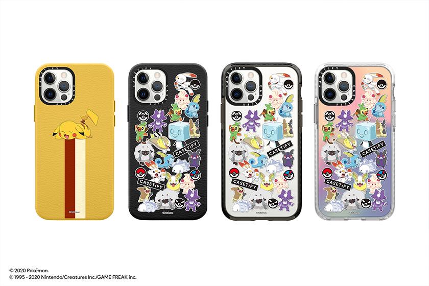 CASETiFY x Pokemon iPhone Case AirPods Case Apple Watch MacBook