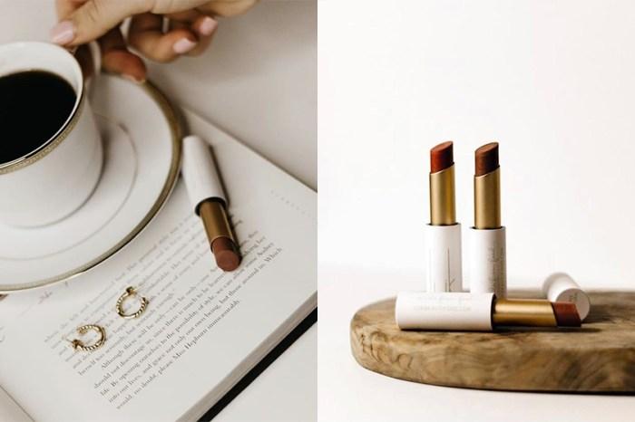 來自澳洲的小眾唇彩品牌,天然有機成分與高效保濕 ,受到歐美女生熱愛!
