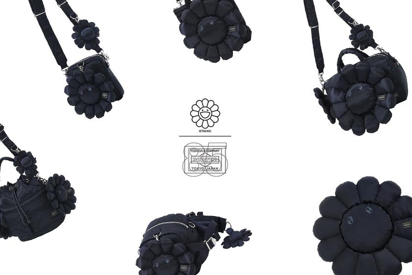 Takashi Murakami x Porter Yoshida 85th Handbags Collaboration