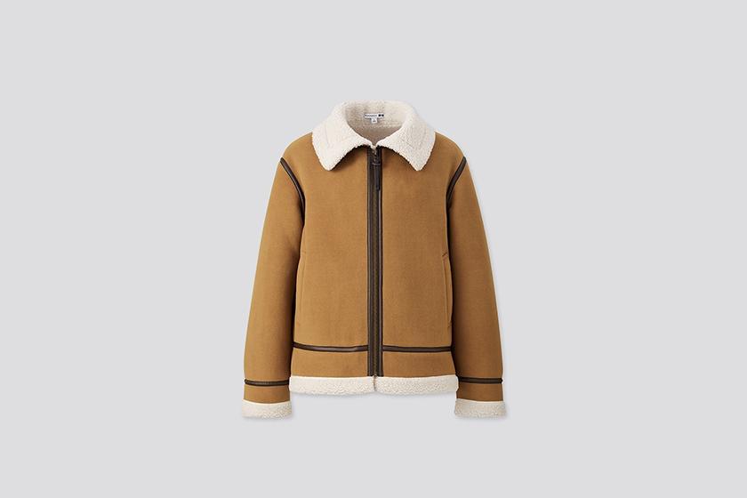 Uniqlo 2020 fw Fleece Jacket